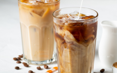 ICED BULLET PROOF COFFEE RECIPE