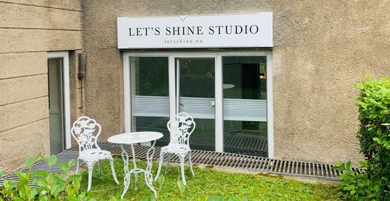 Let`s Shine Studio reopens after Corona the 1. of June.