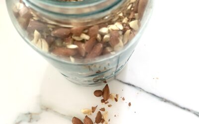 SOAKED SEEDS AND NUTS GIVE YOU BETTER DIGESTION AND MORE NUTRIENTS!