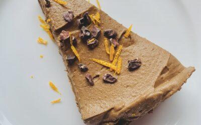 EASTER CHOCOLATE ORANGE CAKE